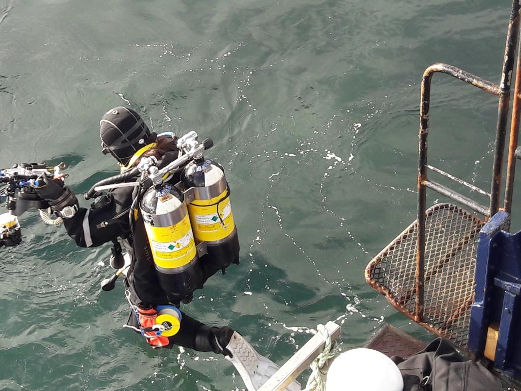 TDI Advance Nitrox Diving Course