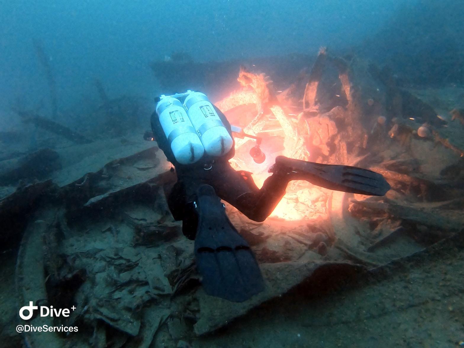 IANTD Essentials Diving Course
