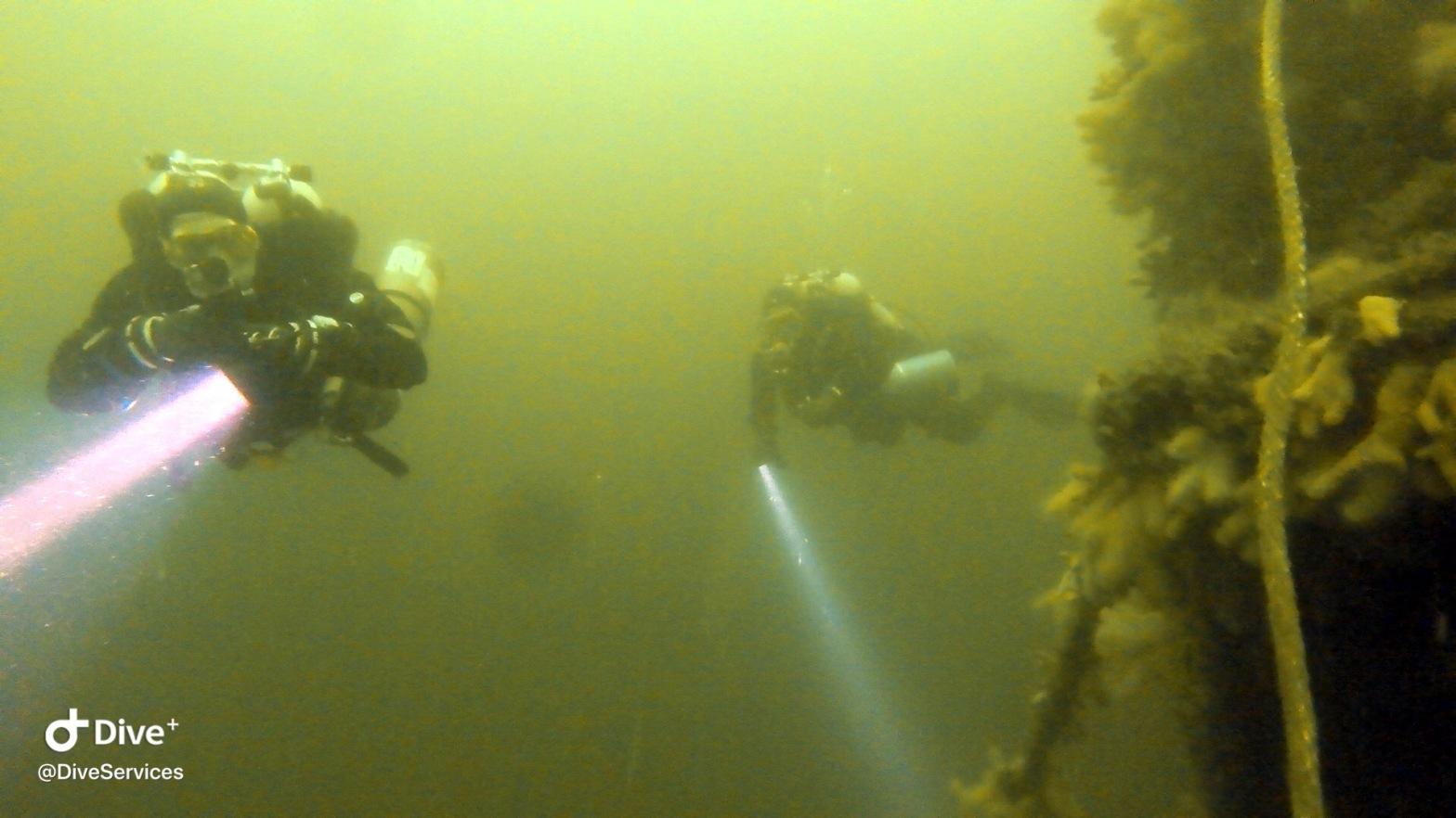 BSAC Mixed Gas 60mtr - Xplorer Diving Course